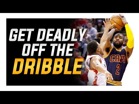 Instantly Shoot Better off the Dribble: Basketball Shooting Tips and Techniques
