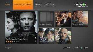 getlinkyoutube.com-PlayStation 3 Amazon Instant Video Overview