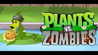 getlinkyoutube.com-Plantas vs zombies animado 24 (PARODIA) Jehu Llerena