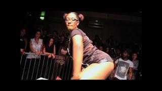 getlinkyoutube.com-Nicki Minaj Anaconda Round - UK Twerking Championships 2014