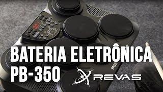 getlinkyoutube.com-REVAS - Bateria Eletrônica PB-350