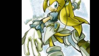 Maria Robotnik the Hedgehog - Animal