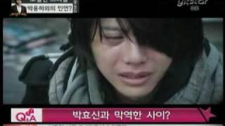 getlinkyoutube.com-[news] park yong-ha, friendshi (오열한 스타들, 고 박용하와의 애틋한 사연)