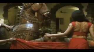 Hot Boy And Girl Romance Scene.. Saree Removing