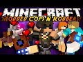 Minecraft Mini-Game : MODDED COPS N ROBBERS! BOYFRIENDS!