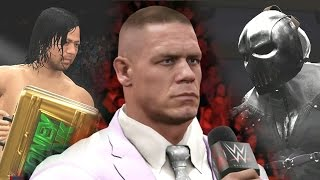 getlinkyoutube.com-WWE 2K17 Story - RAW After Wrestlemania 33 Trailer (Cena Fired, New GM, Nakamura Cashes in)