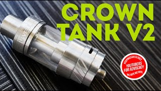 Crown 2 tank from Uwell