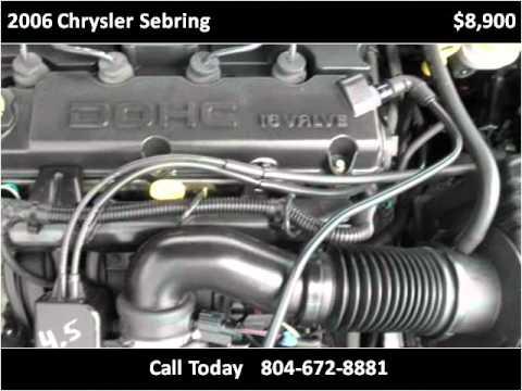 2006 chrysler sebring problems online manuals and repair for 2001 chrysler sebring power window problems