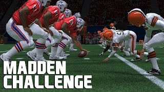 getlinkyoutube.com-Giant Players VS Tiny Players - Madden NFL Challenge