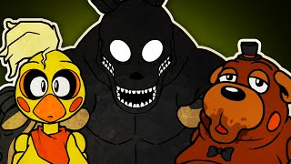 getlinkyoutube.com-Five Nights At Freddy's 3 COLLAB (Animation Parody ) | #TheJamCave