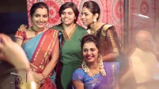 getlinkyoutube.com-Anjana Weds Chandran | Wedding | One Man Clix | VJ Anjana | Kayal Chandran