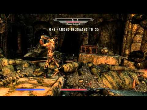 The Elder Scrolls V Skyrim Playthrough with Todd Howard Part 2