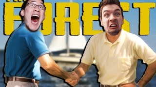 JOLLY CO-OPERATION | The Forest (Co-op Multiplayer) w/Markiplier