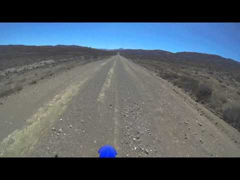 Offroad in South Africa close to Namibia
