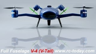 getlinkyoutube.com-Fiberglass V-4 Multi-rotor Video