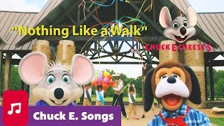 Jasper's Nothing Like a Walk | Chuck E. Cheese Songs