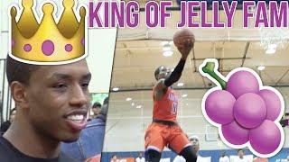 KING OF 🍇 JELLY FAM ISAIAH WASHINGTON! FULL SENIOR YEAR HIGHSCHOOL HIGHLIGHTS!