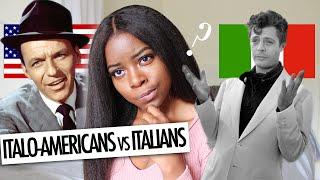 getlinkyoutube.com-ITALO-AMERICANS vs. ITALIANS IN ITALY