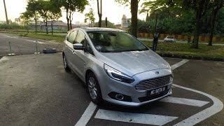 2017 Ford S-Max 2.0 Ecoboost Full In Depth Review Malaysia | Bobby Ang