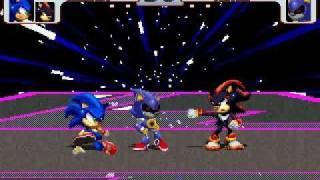 getlinkyoutube.com-Sonic and Shadow vs Metal Sonic MUGEN Battle!!! (MUGENHUNTER)