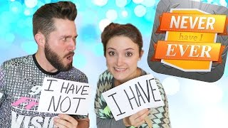NEVER HAVE I EVER  // Sibling Edition // Mom & Dad PLEASE DON'T WATCH