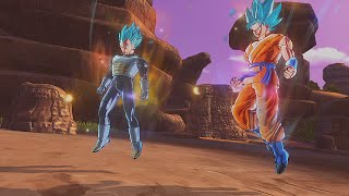 Dragon Ball Xenoverse DLC Pack 3 PQ: Eternal Rival (REALLY HARD MISSION)