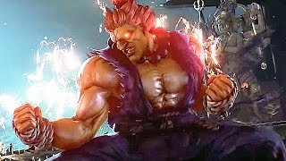 getlinkyoutube.com-Tekken 7 Fated Retribution Akuma Gameplay