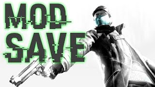 getlinkyoutube.com-Watch Dogs Mod Save | Xbox 360 Tutorial | Dinero, XP, Habilidades, Armas, Trajes, Autos