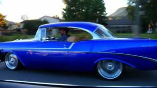 getlinkyoutube.com-1956 Chevy Bel Air with 2008 Z06 Engine HIGH DEFINITION