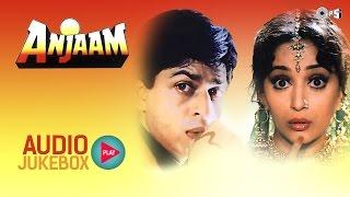 Anjaam Audio Songs Jukebox   Shahrukh Khan, Madhuri Dixit, Anand Milind