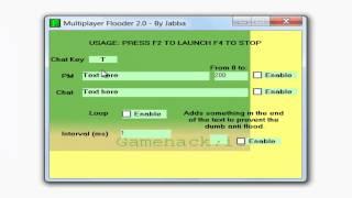 getlinkyoutube.com-TGA - Flooder For SA:MP 0.3x Working |Download + Info|