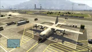 getlinkyoutube.com-GTA 5 - Военная база !!!