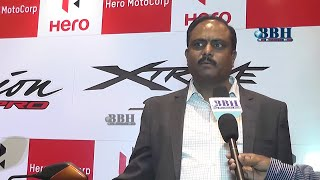 Mahesh South Zonal Head - Hero Motocorp - Bigbusinesshub.com