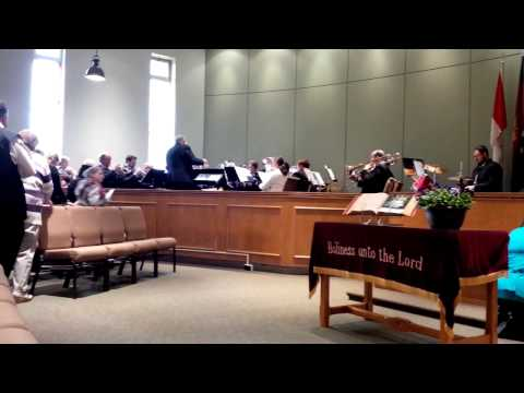 Oakville and Burlington Salvation Army Bands - Postlude 2of2