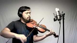 Magic! - Rude - Violin Cover By David Wong