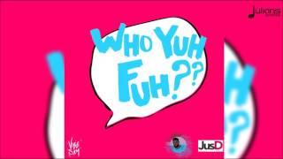 """getlinkyoutube.com-Kenyo - Who Ya Fuh """"2017 Soca"""" (St Maarten)"""