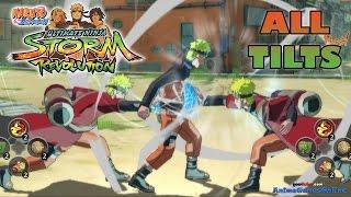 getlinkyoutube.com-Naruto Shippuden Ultimate Ninja Storm Revolution All Tilts