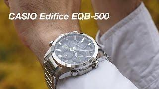 getlinkyoutube.com-Обзор Casio Edifice EQB-500