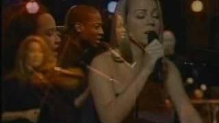 Mariah Carey Petals/Rainbow Interlude Live Rosie O'Donnel