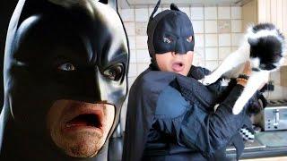 getlinkyoutube.com-WATCH YOUR PARENTS GET MURDERED IN VIRTUAL REALITY !?!? (Batman Arkham VR)