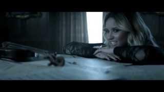 getlinkyoutube.com-Мартина Штоссель и Деми Ловато  поют песню Let It Go