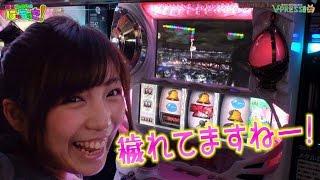 getlinkyoutube.com-パチスロ【河原みのりのはっちゃき!】#16 魔法少女まどか マギカ 後編