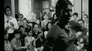 Remedios Amaya singing and dancing Rumbas Flamenca