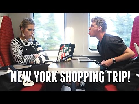 NEW YORK SHOPPING TRIP!