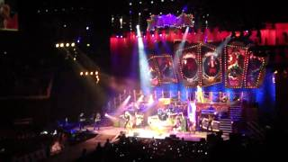 Pink - Highway to Hell (AC/DC Cover) and Bad Influence Live 02 Arena London 10.12.09