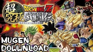 getlinkyoutube.com-Dragon Ball Z: Extreme Mugen