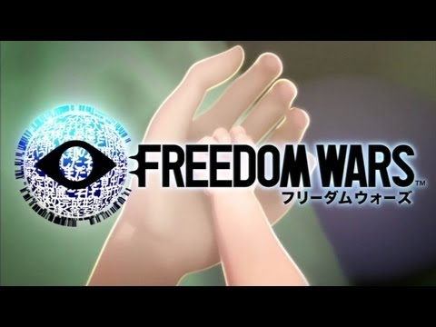 Freedom Wars 'Debut Trailer' [1080p] TRUE-HD QUALITY