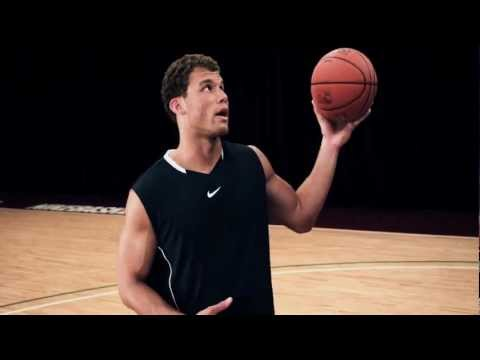 Nike Basketball Pro Training, Blake Griffin, Rebounding Tip Drill
