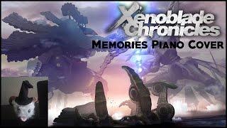 getlinkyoutube.com-Xenoblade Chronicles - Memories (Piano Cover)