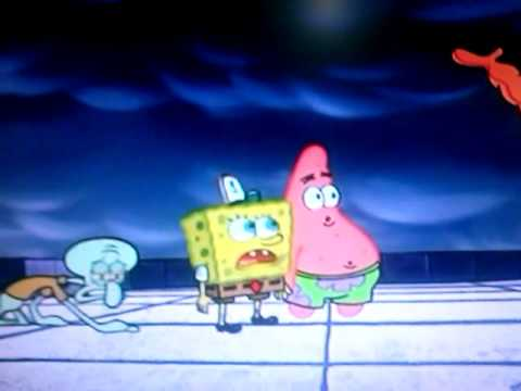 Spongebob-La grande onda.
